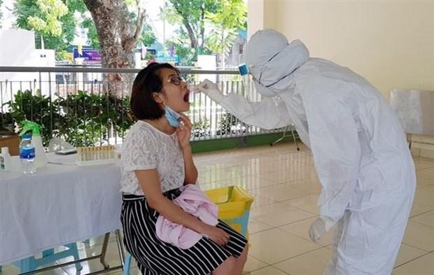 新冠肺炎疫情:越南新增2例确诊病例 hinh anh 1