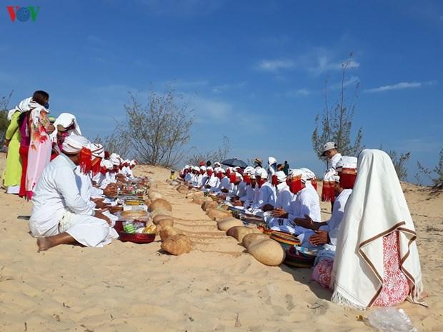 占族同胞的婚礼、葬礼发生了许多变化 hinh anh 3