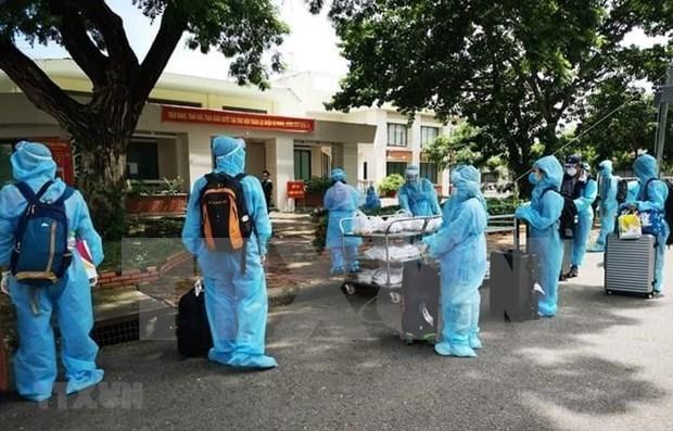 越南新增1例新冠肺炎确诊病例 新增1例死亡病例 hinh anh 1