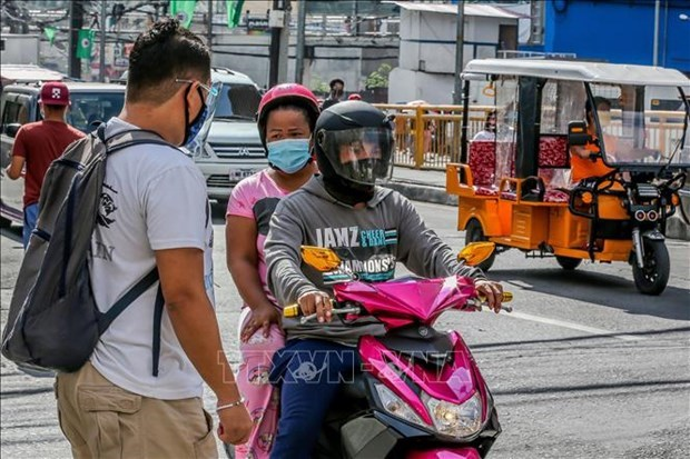菲律宾新冠肺炎确诊病例超过15万例 暂时禁止进口巴西家禽制品 hinh anh 1