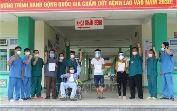 新冠肺炎疫情:越南新增治愈出院病例10例 hinh anh 2