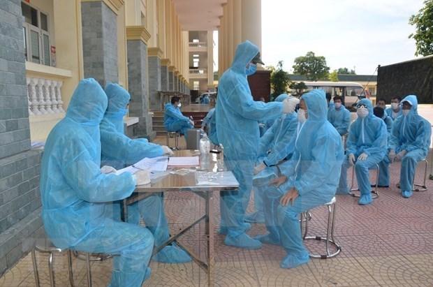 10月4日下午越南无新增新冠肺炎确诊病例 hinh anh 2