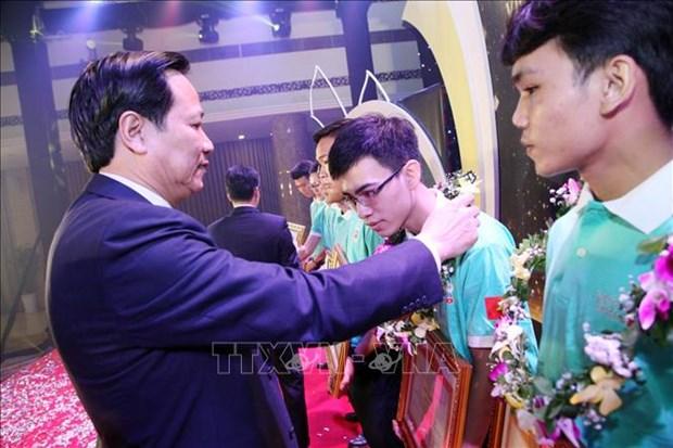 10月4日被定为越南劳动技能日 hinh anh 2