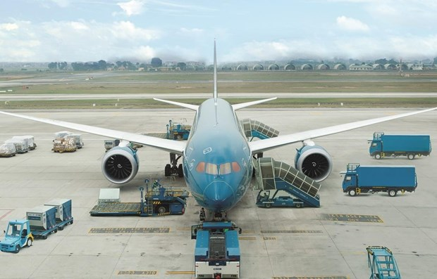 越南航空市场逐渐复苏 hinh anh 1