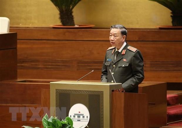 越南第十四届国会第十次会议新闻公报(第五号) hinh anh 2
