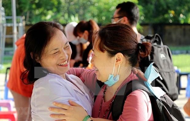 越南无新增新冠肺炎确诊病例 累计确诊病例1160例 hinh anh 1