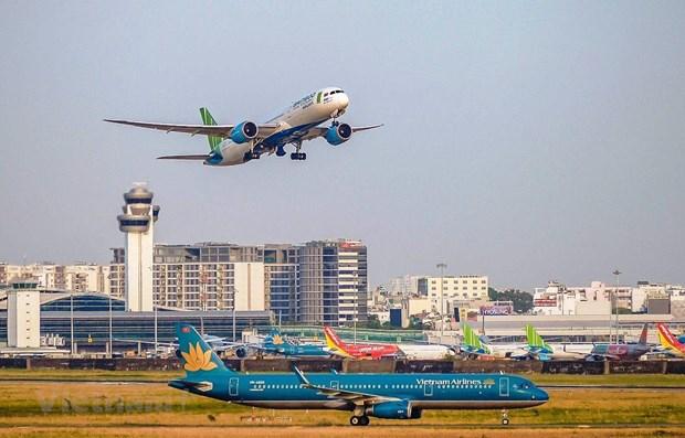 越南航空市场逐渐复苏 hinh anh 2