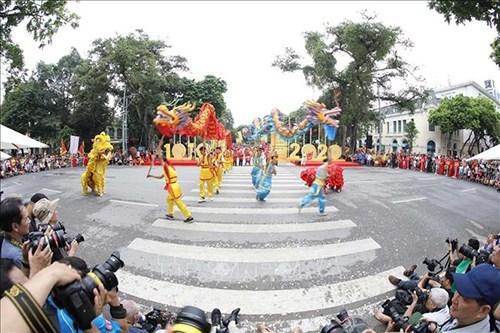 河内市尽量减少大规模庙会活动的举办 hinh anh 1