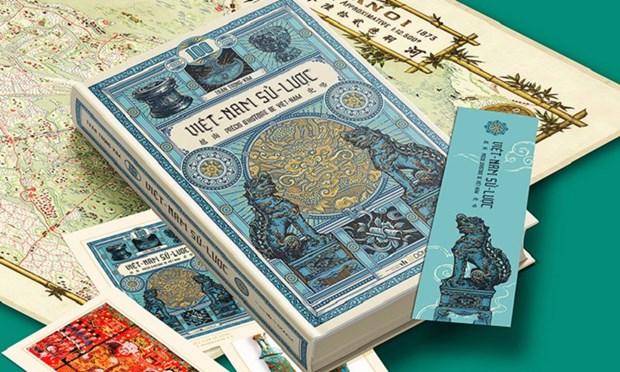 问世100年的《越南史略》真实讲述越南历史 hinh anh 1