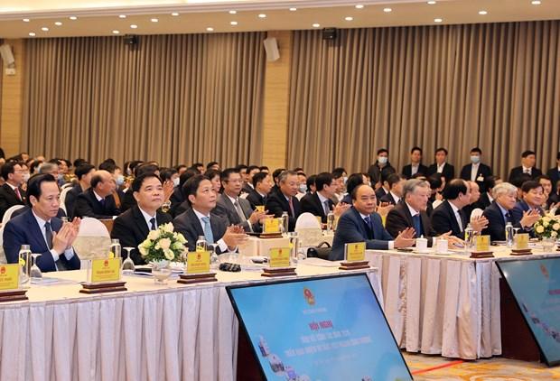 政府总理阮春福:在生产经营活动中创造更好的环境 hinh anh 3