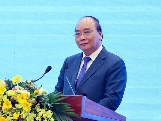 政府总理阮春福:在生产经营活动中创造更好的环境 hinh anh 2