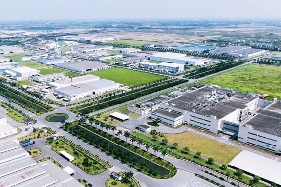 越南工业园区发展规划新增两个工业园区 hinh anh 1