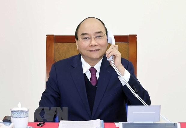 美媒:越南与美国通过协商与合作解决贸易问题 hinh anh 1