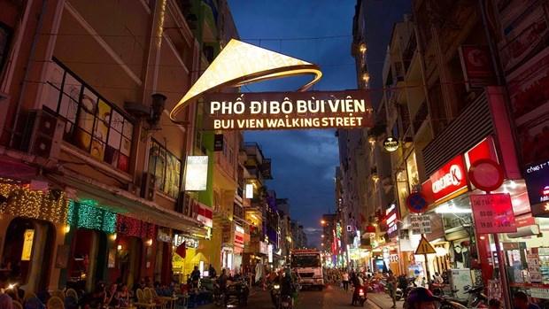 """""""夜间经济""""将成为胡志明市主力旅游产品 hinh anh 1"""