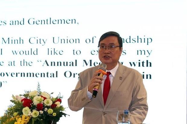 呼吁各非政府组织对越南各可持续发展项目提供援助 hinh anh 1