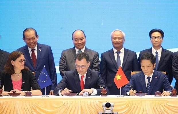 越南与欧盟关系的重要里程碑和未来发展前景 hinh anh 2