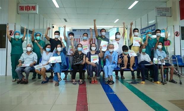 国际货币基金组织赞扬越南在抗击新冠肺炎疫情中的突出表现 hinh anh 1