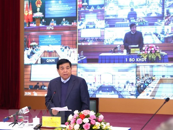 越南计划与投资部部长阮志勇:2021年将挑战转化为发展机遇 hinh anh 1