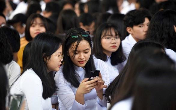 网络安全内容将被列入越南各所高中一年级课程 hinh anh 1