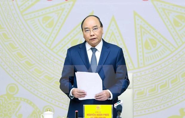 阮春福:积极提出政策建议 为发展注入新动力 hinh anh 1