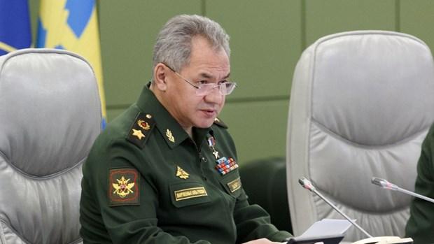 俄罗斯与缅甸深化防务合作 hinh anh 1