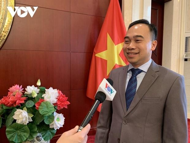 越南首次成为中国第六大贸易伙伴 hinh anh 1