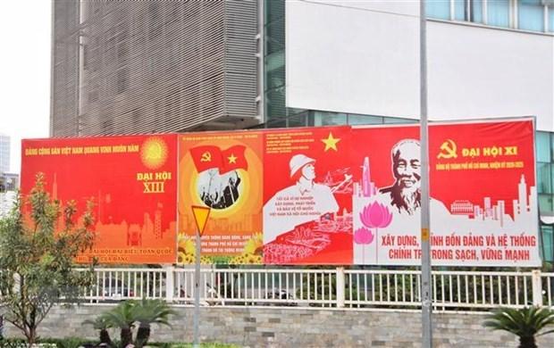 俄罗斯联邦共产党主席久加诺夫向越共十三大致贺信 hinh anh 1