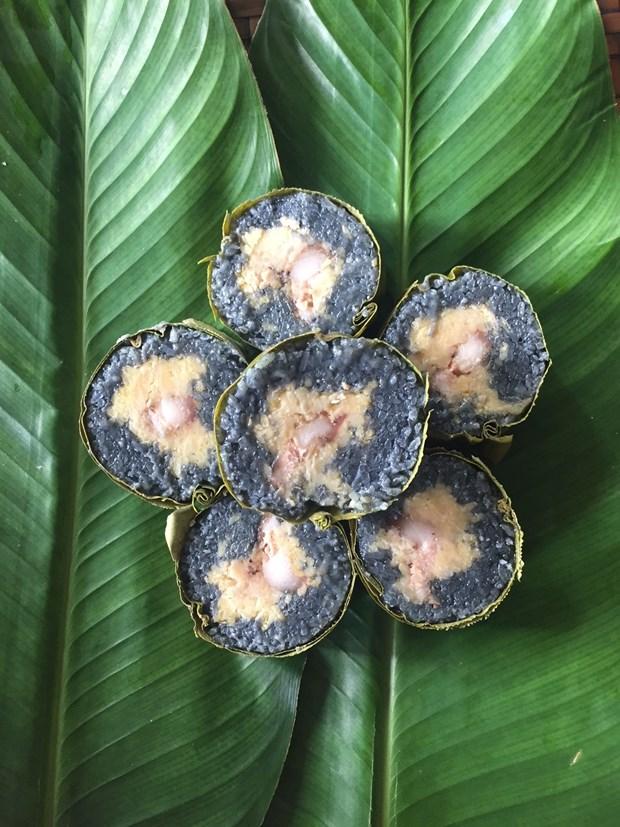 黑色粽子——春节的香味 hinh anh 4