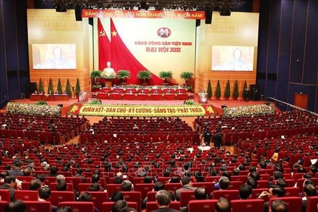 越共十三大:南非报认为人民是越南成功发展的重要启示 hinh anh 1
