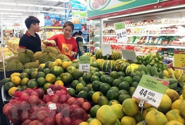 2021年1月越南CPI增长率为五年来最低水平 hinh anh 1