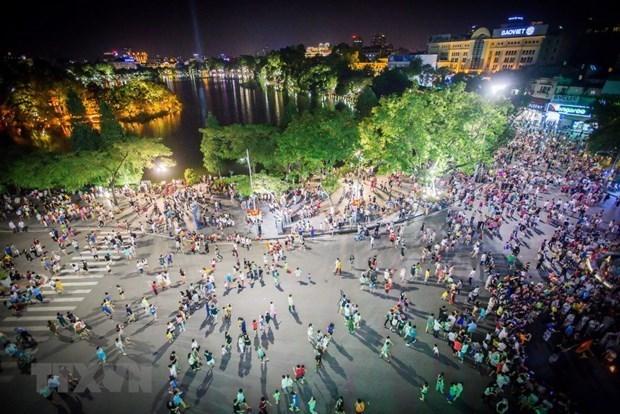 TripAdvisor:河内市在2021年全球最具吸引力目的地中排名第六 hinh anh 1