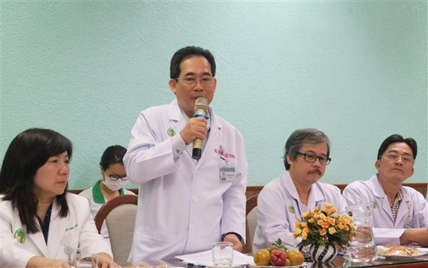 越南首例儿童自体造血干细胞移植获得成功 hinh anh 2