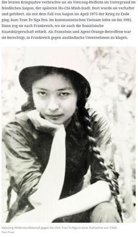 国际媒体深度报道橙剂受害者陈素娥女士的正义斗争 hinh anh 2