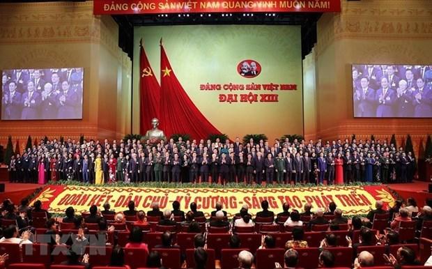 阿根廷政客:越南共产党的所有决策都以人民群众的利益为出发点 hinh anh 1