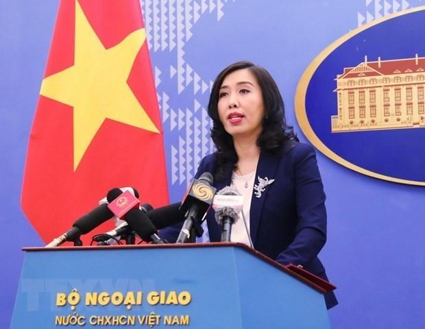 越南希望缅甸局势早日恢复稳定 hinh anh 1