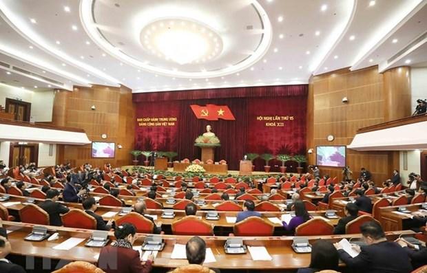 越共十三大:在新加坡的越南专家谈越南经济和对外政策优先事项 hinh anh 1