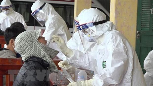 新冠肺炎疫情:越南新增1例病例 累计确诊病例1851例 hinh anh 1