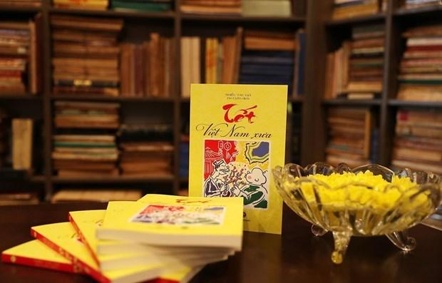 法国和越南学者对越南昔日春节的看法 hinh anh 1