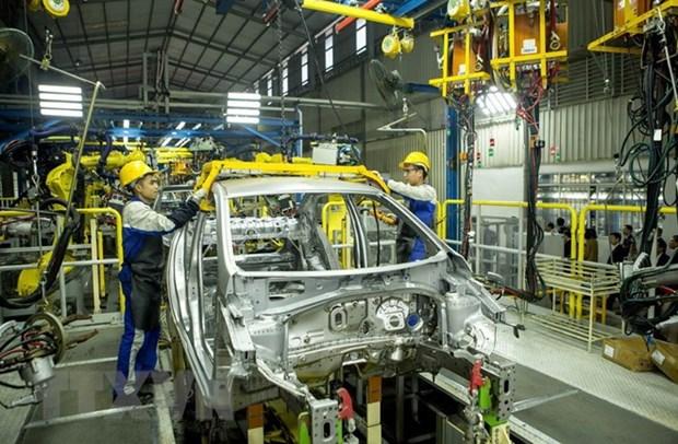 推动2020年越南经济增长的因素 hinh anh 1