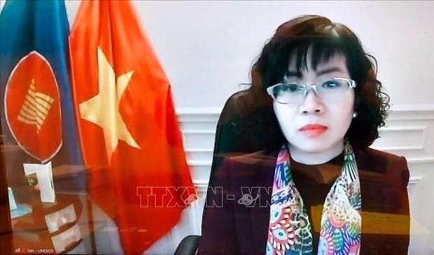 越南愿同各国合作促进性别平等 hinh anh 1