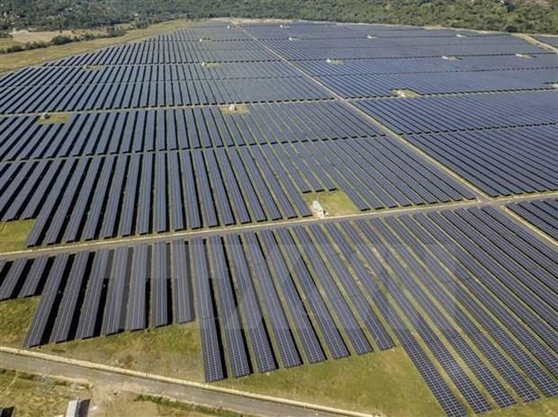 越南在亚太地区可再生能源转换领域中排名第三 hinh anh 1