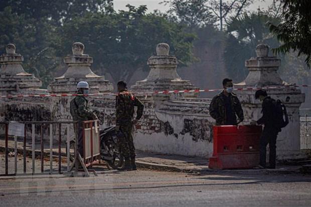 新加坡与印度尼西亚支持东盟协助缅甸解决政治危机 hinh anh 1