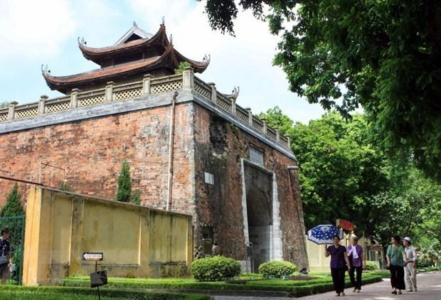 河内力争将升龙皇城建设成为遗产公园 hinh anh 2