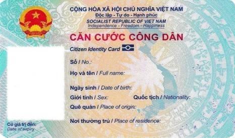 力争2021年7月1日前完成5000万个芯片公民身份证的发放 hinh anh 1