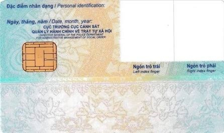 力争2021年7月1日前完成5000万个芯片公民身份证的发放 hinh anh 2