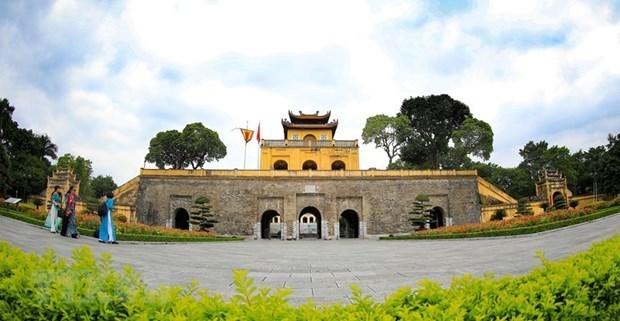 河内力争将升龙皇城建设成为遗产公园 hinh anh 1