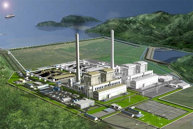 广泽二号火力发电厂项目投资主张获批 hinh anh 1