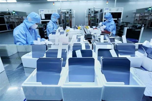 政府总理批准北江省各工业园区发展规划的调整补充提案 hinh anh 2