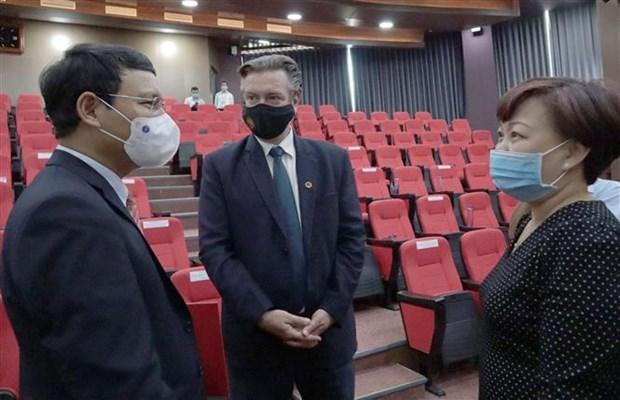 岘港向高科技项目颁发投资许可证 hinh anh 2