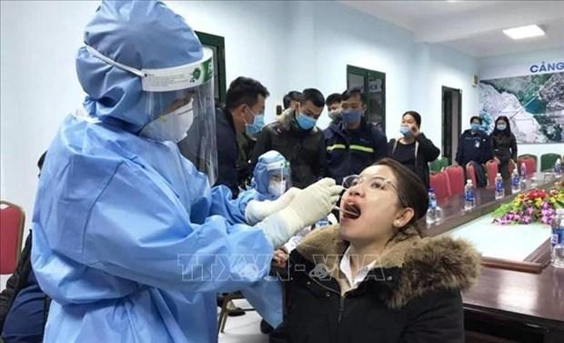 海阳省自2月24日起开展大规模采样检测 hinh anh 1